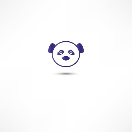 Panda Icon Stock Vector - 16282458