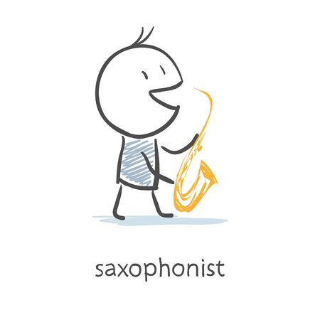musically: Sassofonista