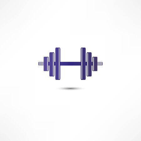 barre: Dumbbell icon