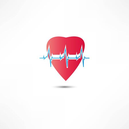 Cardiogram Icon Stock Vector - 16366200