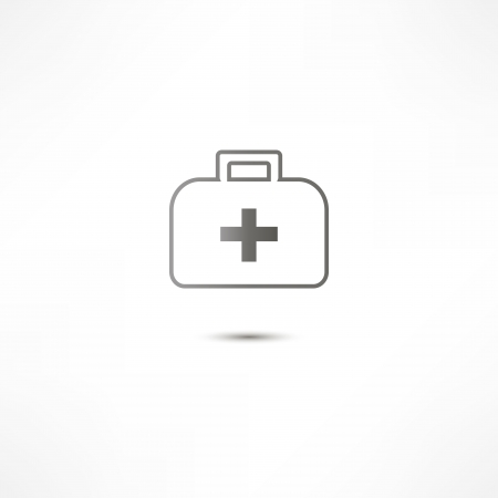 First Aid Kit Icon Stock Vector - 16366194