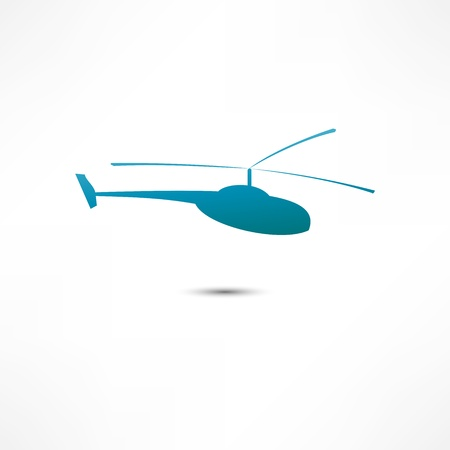 hydra: Helicopter Icon