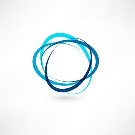 нано: Элемент Business Design Иллюстрация