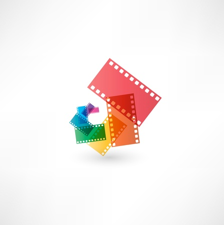Film icône d'onde