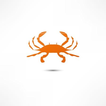 prettiness: Crab Icon