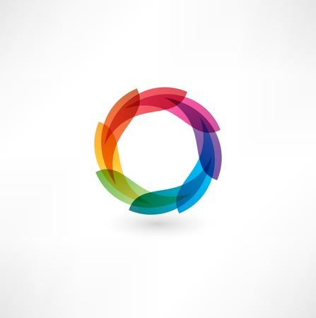 forme: abstraite icône