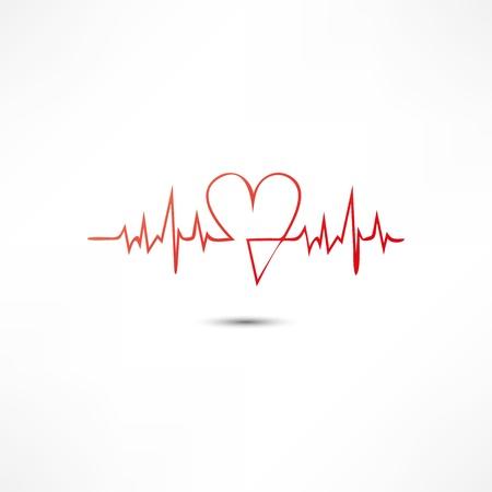 Icono de cardiograma