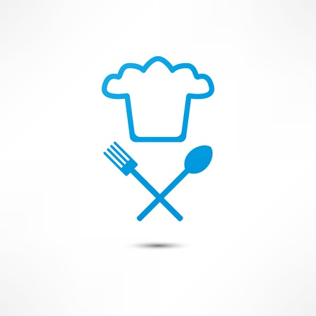 Chef Hat Icon Stock Vector - 16795640