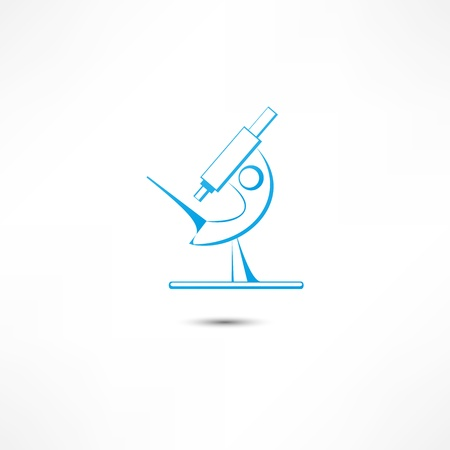 Microscope Icon Stock Vector - 16795602
