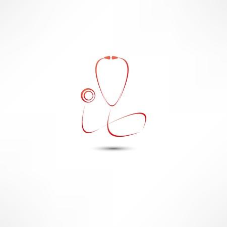 stetoscoop: Stethoscoop icoon
