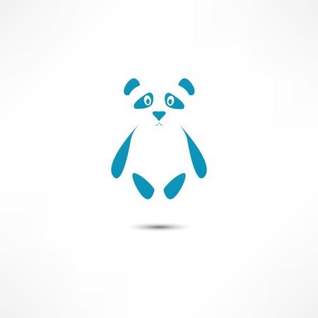 Panda Icon Stock Vector - 16795702