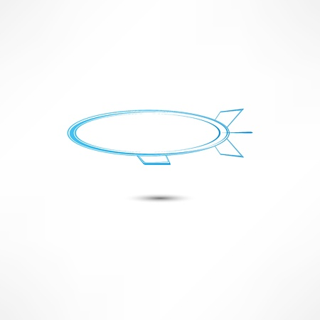Airship Icon photo