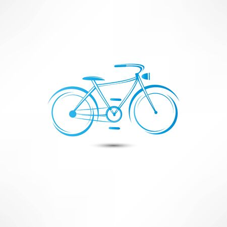 Bicycle Icon  photo