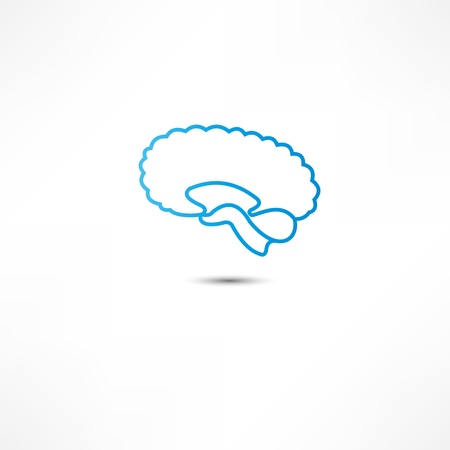 Brain Icon photo