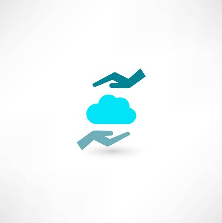 Cloud computing concept Stock Photo - 16839961