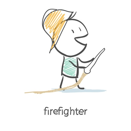 firefighting: Firefighter