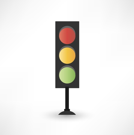 Traffic lights Stock Photo - 16836072