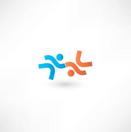 Business icon. Handshake. Transaction. Stock Photo - 16839733