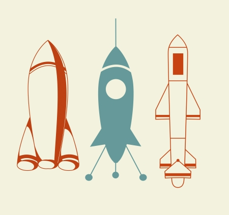 Rocket Icon photo