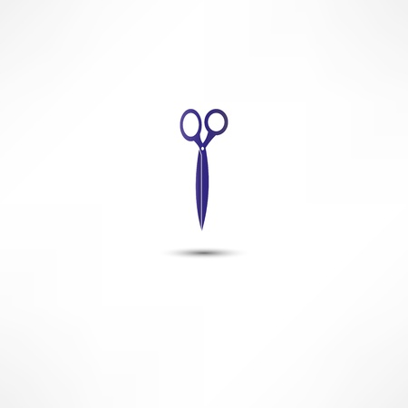 Scissors Icon photo