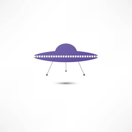 UFO Icon  Stock Photo - 16838741