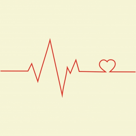 Cardiogram Icon Stock Vector - 17159165