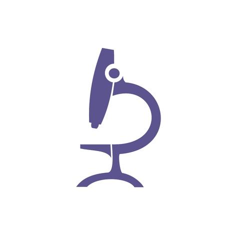 Microscope Icon Stock Vector - 17159242