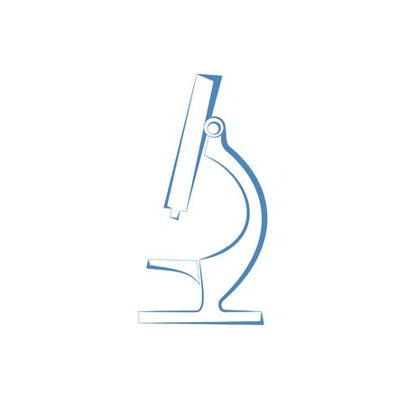 Microscope Icon Stock Vector - 17159243