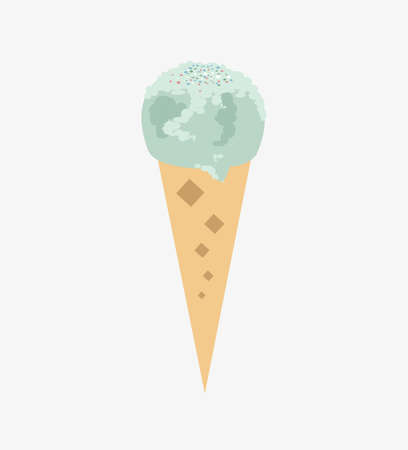 Ice Cream icon Stock Vector - 17159255