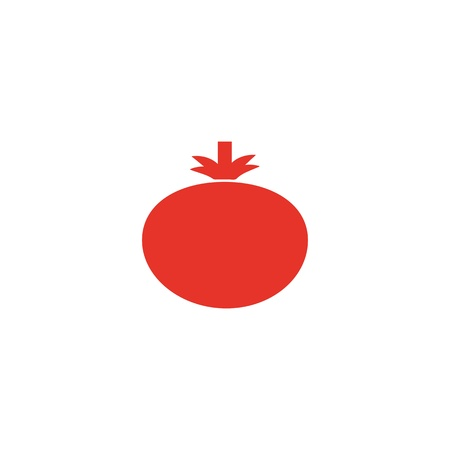 tomato icons Stock Vector - 17259014