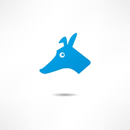 Dog Stock Vector - 17357619
