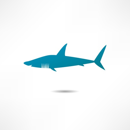 Shark Stock Vector - 17357632
