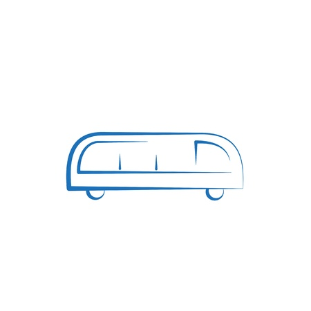 Bus Icon Stock Vector - 17463334