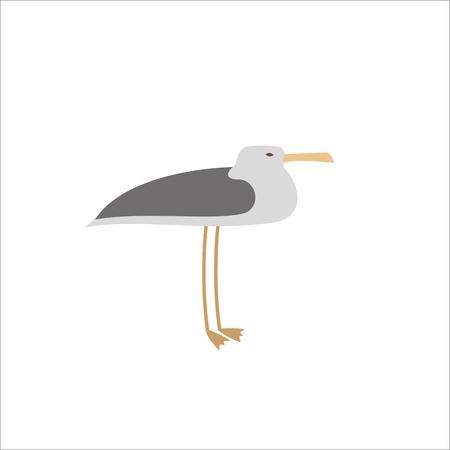 seagull Stock Vector - 17463307