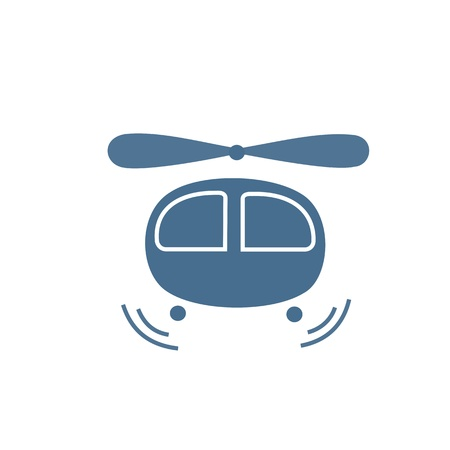 hellfire: Helicopter Icon