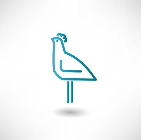 chicken Stock Vector - 17588359