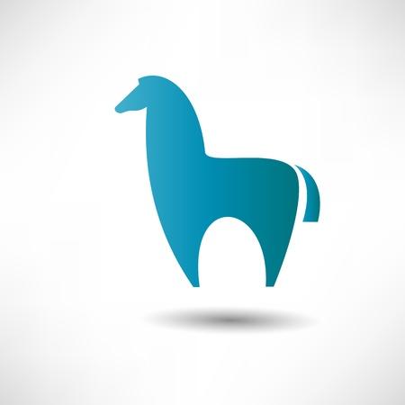 horse Stock Vector - 17588373