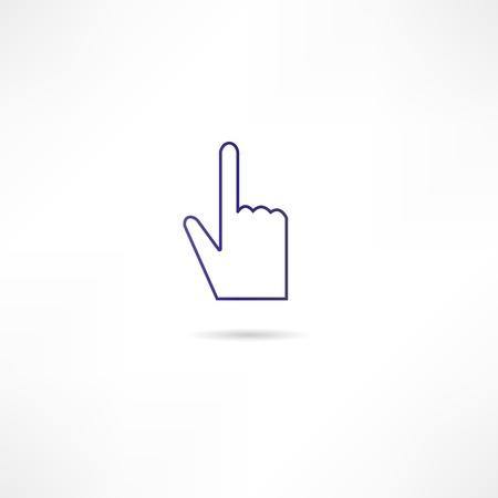 �ndice: �ndice dedo para cima