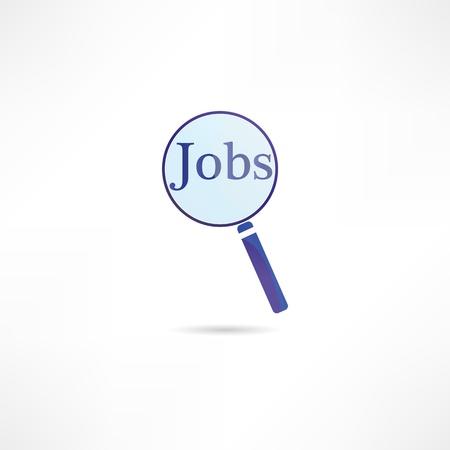 vacancy: Find vacancy icon