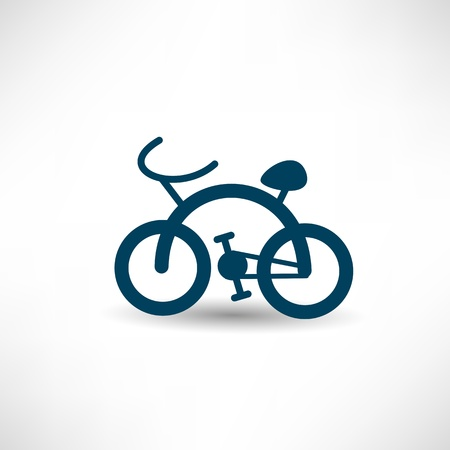 training wheels: Bicycle icon