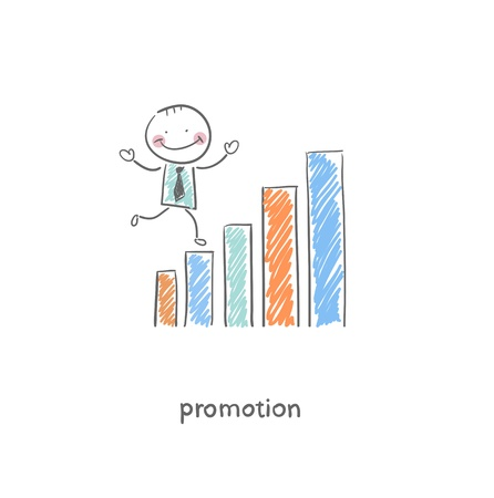 Promotion  Illustration  Vector