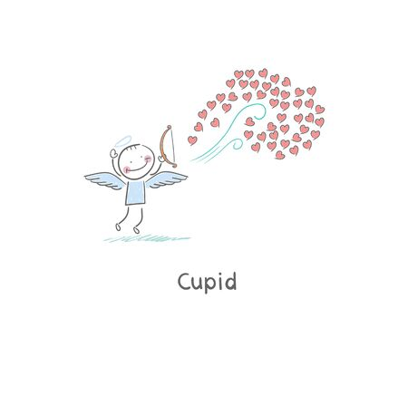 Cupid Stock Vector - 17954867