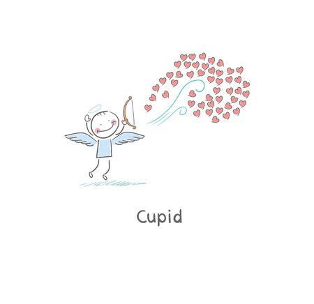 Cupid Stock Vector - 17954867