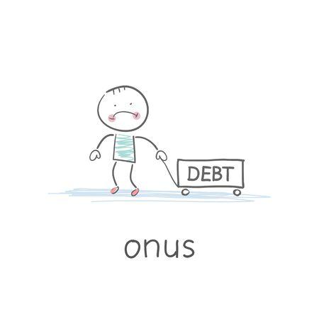 Onus Stock Vector - 18035591