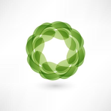 Eco-Symbol Illustration