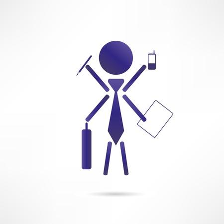jobs: Super Businessman icon