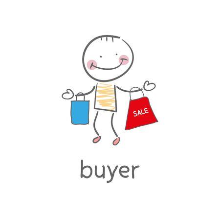 Buyer  Illustration