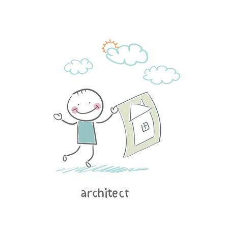 architect drawing: Architect