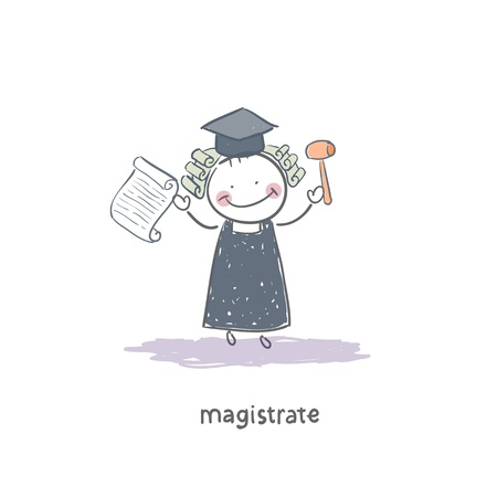 magistrate: Magistrate