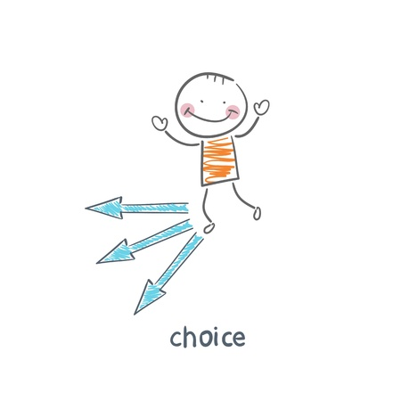 choice Stock Vector - 18557889